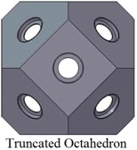 CrossFire Fusion - Truncated Octahedron