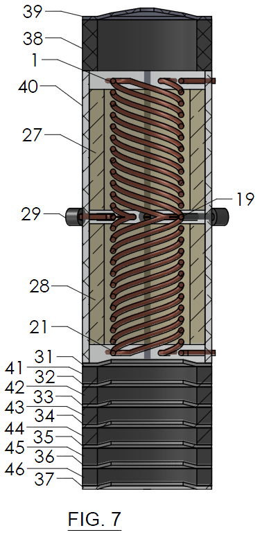 FIG. 7 - Cross-Section